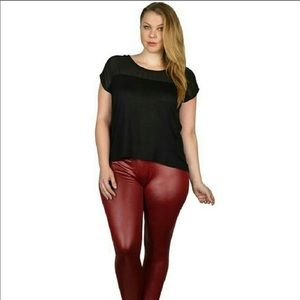 Pants - HOSTPICK❣️🆕Plus Long Fitted Solid Leggings❣️